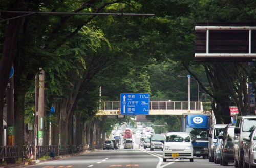 Lantern Parade『甲州街道はもう夏なのさ』という大名曲
