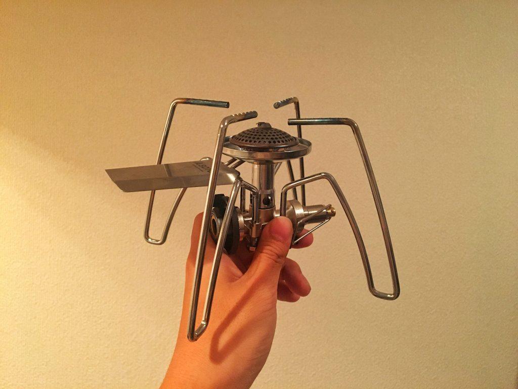 SOTOの『レギュレーターストーブ』はコスパと携帯性の逸品