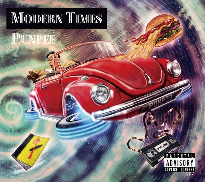 2017年国産ヒップホップのド真ん中、PUNPEE『Modern Times』