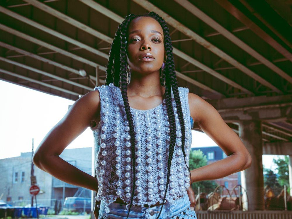 シカゴ出身のR&Bシンガー『Jamila Woods』のライブが最高だった
