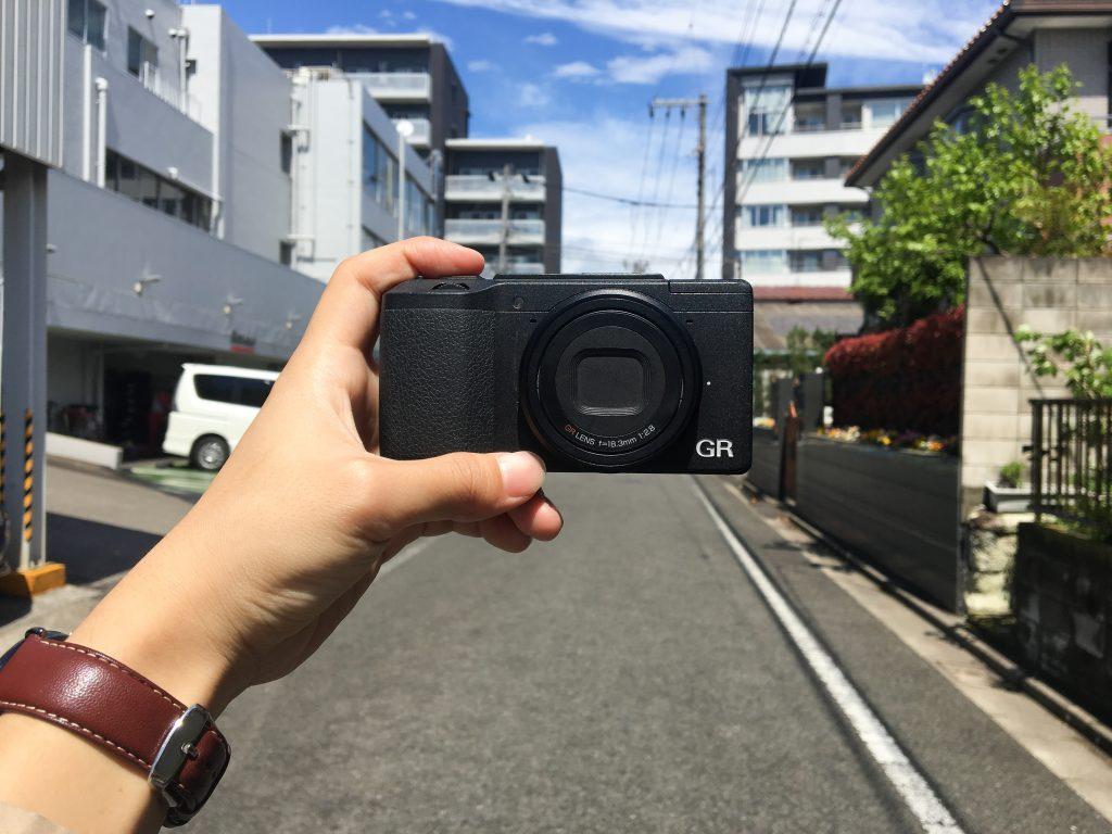 カメラの事が何も分からないド初心者の僕が『RICOH GRⅡ』買った